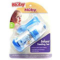 Nuby-Infant Feeder Transition from Bottle to Spoon (60 ml) to Batala