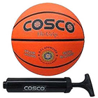 Impressive Play with Cosco Hi-Grip Basketball -5 with Cosco Hand Pump to Ghaziabad