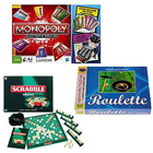 Indoor Game Delight Funskool-Monopoly Electronic Banking , Roulette Game , Scrabble - The Word Game to Gurgaon