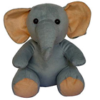 Cuddly Elephant Soft Toy to Gurgaon