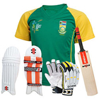 Demolition Specialist Batsman AB de Villiers Batting Kit to Hyderabad