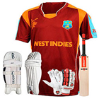 Batting Avatar Chris Gayle Batting Kit to Hyderabad