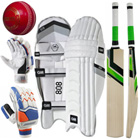 Across the Line Cricket Accessories Set to Hyderabad