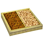Cashew & Raisen to Diwali_uk.asp