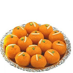 Delicious Motichoor Laddoos to Diwali_uk.asp