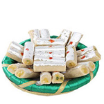 Delightful Kaju Rolls to Diwali_uk.asp