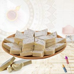 Tasty Kaju Katli Pack to Diwali_uk.asp