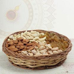 Delicious Mixed Dry Fruits in Basket to Diwali_uk.asp