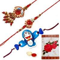 Wonderful Bhaiya, Bhabhi and Kids Rakhi to Rakhi_to_uk.asp