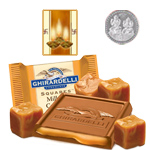 Famous Ghiradelli Chocolates ( 150 Gms. Pack) with free 5 gms Siver Plated Coin and Diwali Card. to Diwali_usa.asp