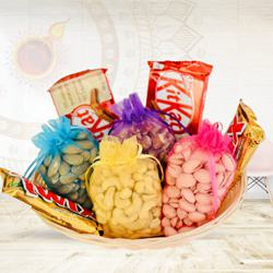 Lavish Present of Dry-fruits with Assorted Chocolates to Diwali_usa.asp