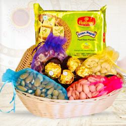 Remarkable Goodies Gift Hamper<br> to Diwali_usa.asp