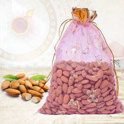Delicious Almonds Gift Combo<br> to Diwali_canada.asp