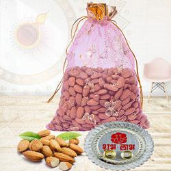 Exclusive Almonds Combo<br> to Diwali_canada.asp