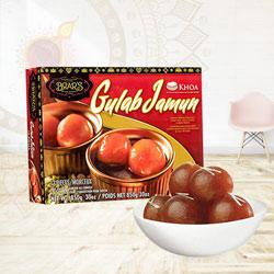 Delectable Gulab Jamun Gift Pack<br> to Diwali_canada.asp