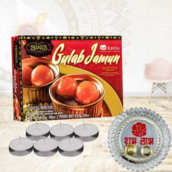Marvelous Gulab Jamun Combo Gift<br> to Diwali_canada.asp