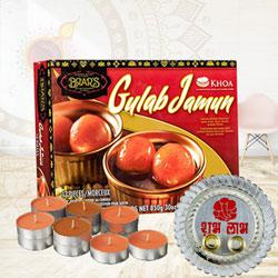 Exquisite Gulab Jamun Combo Gift<br> to Diwali_canada.asp