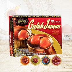 Wonderful Gulab Jamun Gift Combo<br> to Diwali_canada.asp