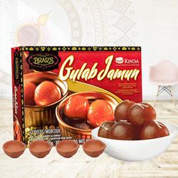 Remarkable Gulab Jamun Gift Combo<br> to Diwali_canada.asp