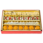 250 Gms. Assorted Sweets<br /><font color=#0000FF>Free Delivery in USA</font> to Rakhi_to_usa.asp