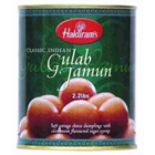 1 Kg. Haldirams Gulab Jamun Pack<br /><font color=#0000FF>Free Delivery in USA</font> to Rakhi_to_usa.asp