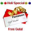 Pantaloons  Gift Vouchers  to Indore