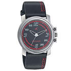 Typically styled round dial wrist watch for gents from Titan Fastrack. to Baraut