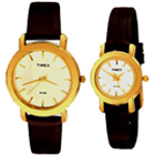 Appealing Couples Watches from Timex to Trichy