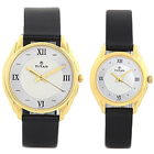 Titan Presents Pair Watches in a Two Tone Dial Colour to Trichy