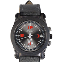 Remarkable Black Dial Wrist Watch for Mens to Allahabad
