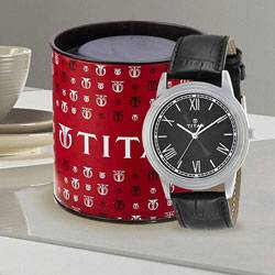 Exclusive Titan Karishma Analog Mens Watch to Aligarh