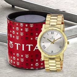 Remarkable Titan Analog Mens Watch to Aligarh