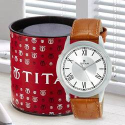 Marvelous Titan Analog Mens Watch to Alwar