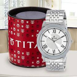 Marvelous Titan Karishma Analog Mens Watch to Aligarh