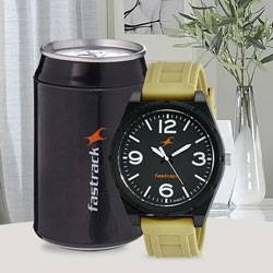 Wonderful Fastrack Trendies Analog Mens Watch to Aligarh