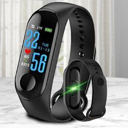 Marvelous SHOPTOSHOP Fitness Tracker Watch to Abohar