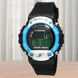 Remarkable Sonata Digital Mens Watch to Abohar