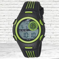 Stunning Sonata Fibre Digital Mens Watch to Abohar