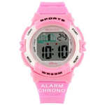 Perky Pink Disney Kids Wrist Watch to Bhubaneswar
