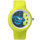 Multicolored kids watch from Titan Zoop. to Baraut