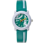 Titan Zoop Brings Fancy White and Green Kids Watch to Bahana