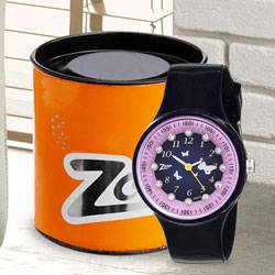 Exclusive Zoop Analog Childrens Watch to Ahmedabad