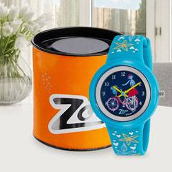 Wonderful Zoop Analog Girls Watch to Barauipur