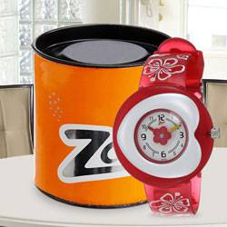 Marvelous Zoop Analog Childrens Watch to Barauipur