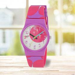 Marvelous Zoop Analog Childrens Watch to Alapuzha