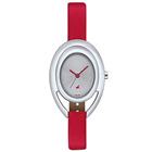 Impressive Leather Wrist Watch from Fastrack for Ladies to Balkum