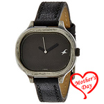 Stylish Analog Black Dial Fastrack Watch for Ladies to Anakapalli
