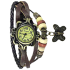 Beautifully crafted butterfly design watch cum bracelet to Bolpur