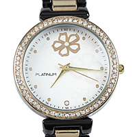 An Elegant Stone Studded Designer Womens Watch to Barauipur