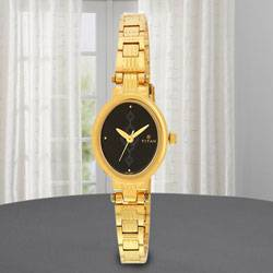 Lovely Titan Analog Womens Watch to Jamshedpur